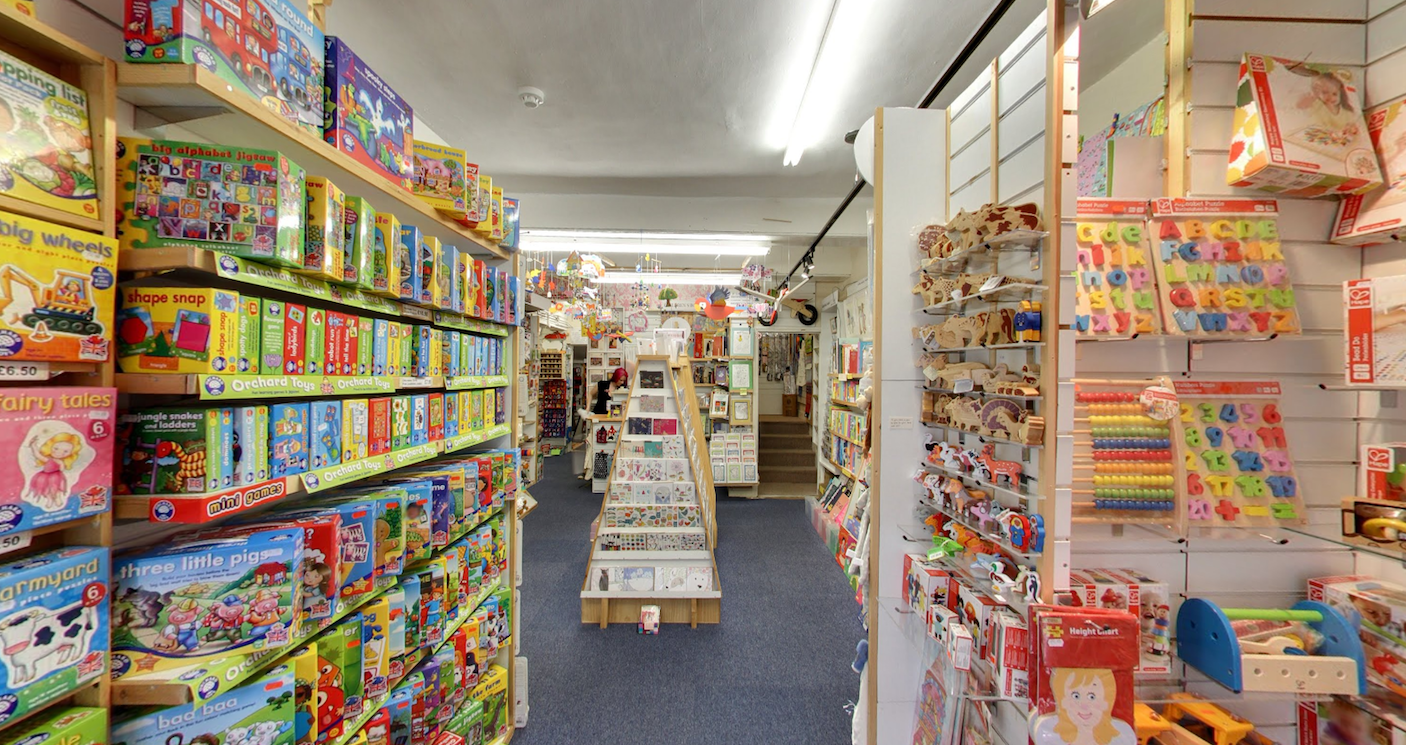 Westgate Toys and art supplies Grantham