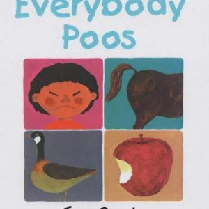 everybody poos Tara Gomi paperback book